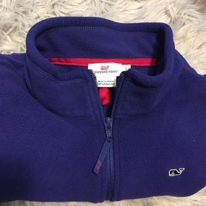 Vineyard Vines Fleece Sweater Sz L (14)